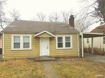 808 Marion Place, St Louis, MO 63135 (#20016297) :: Clarity Street Realty