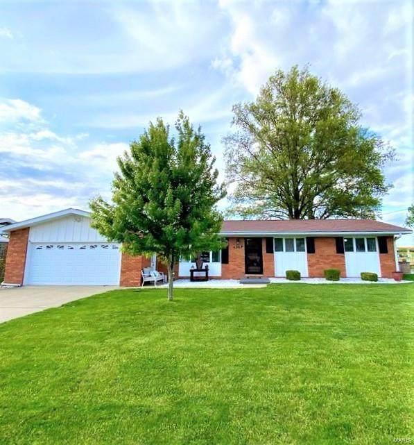 655 N 11 Street, BREESE, IL 62230 (#20017446) :: Clarity Street Realty