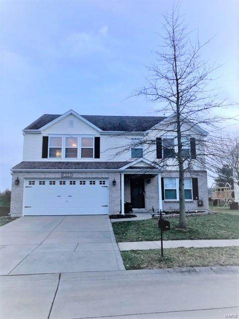 304 Falling Leaf Way, Mascoutah, IL 62258 (#20017611) :: St. Louis Finest Homes Realty Group