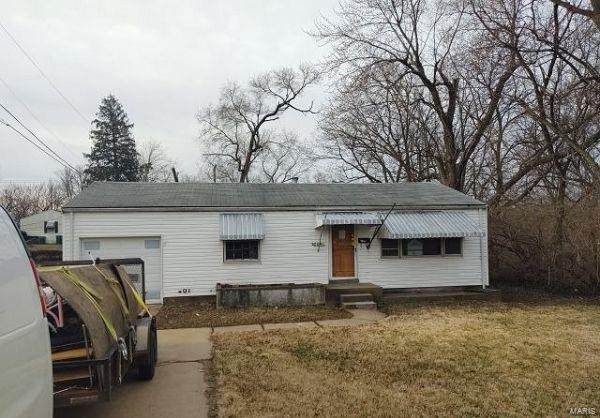 706 Chambers, St Louis, MO 63137 (#20017619) :: Clarity Street Realty