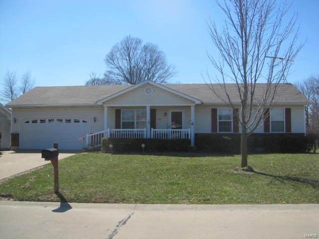 339 Lyons Drive, Troy, MO 63379 (#20018854) :: Clarity Street Realty