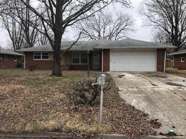 29 Debra Drive, Fairview Heights, IL 62208 (#20018888) :: Sue Martin Team