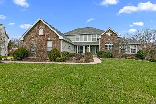 5715 Wrenwyck Place, Weldon Spring, MO 63304 (#20018976) :: Parson Realty Group