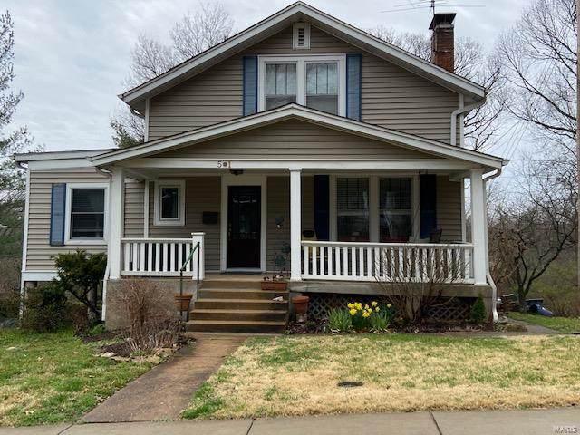 501 Oak Street, Webster Groves, MO 63119 (#20019215) :: Clarity Street Realty