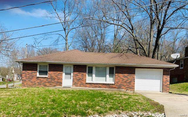2906 Lear, Cape Girardeau, MO 63701 (#20019428) :: Clarity Street Realty