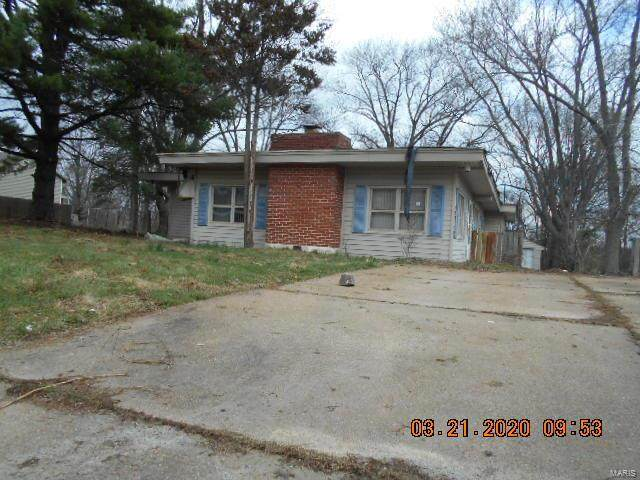 2973 Christopher Drive, Unincorporated, MO 63129 (#20019500) :: Clarity Street Realty