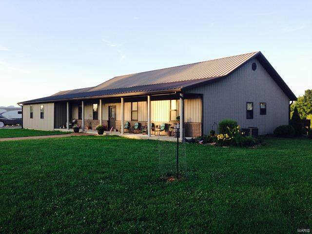 2474 N Reed Station Road, CARBONDALE, IL 62901 (#20020020) :: Clarity Street Realty