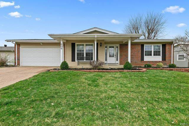 606 Running Creek Drive, Ballwin, MO 63021 (#20020103) :: St. Louis Finest Homes Realty Group