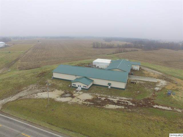 30402 State Highway 107, Griggsville, IL 62340 (#20020152) :: Fusion Realty, LLC