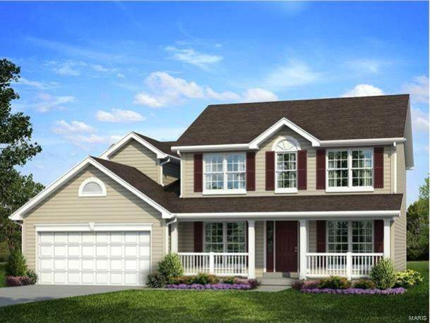 528 Horseshoe Bend Drive Uc, Saint Charles, MO 63385 (#20020321) :: Barrett Realty Group