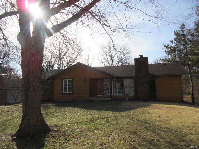 1716 Woodstream Court, St Louis, MO 63138 (#20020394) :: Matt Smith Real Estate Group