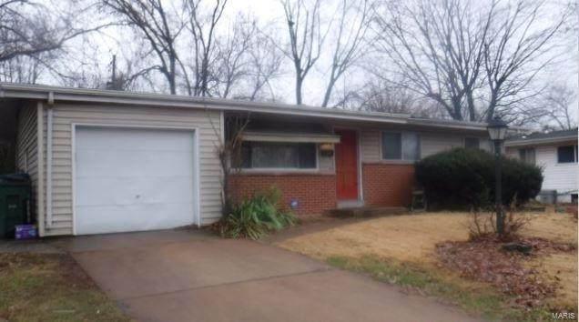 2070 Thunderbird Avenue, Florissant, MO 63033 (#20020452) :: Clarity Street Realty