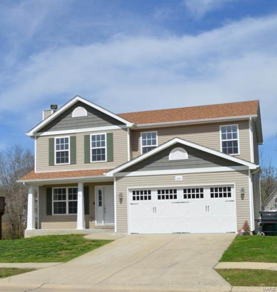 3841 Dorchester Court, House Springs, MO 63051 (#20020590) :: Clarity Street Realty