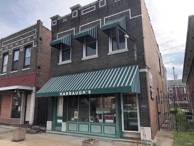 4722 Virginia Avenue, St Louis, MO 63111 (#20021230) :: Parson Realty Group