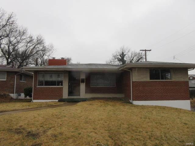 4323 Dryden Avenue, St Louis, MO 63115 (#20021315) :: Matt Smith Real Estate Group