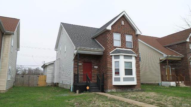4631 Evans Avenue, St Louis, MO 63113 (#20021453) :: Sue Martin Team
