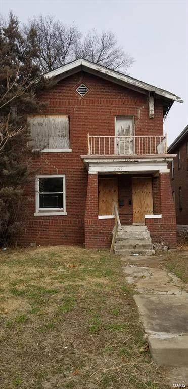 5109 Saint Louis Avenue, St Louis, MO 63115 (#20021584) :: Sue Martin Team