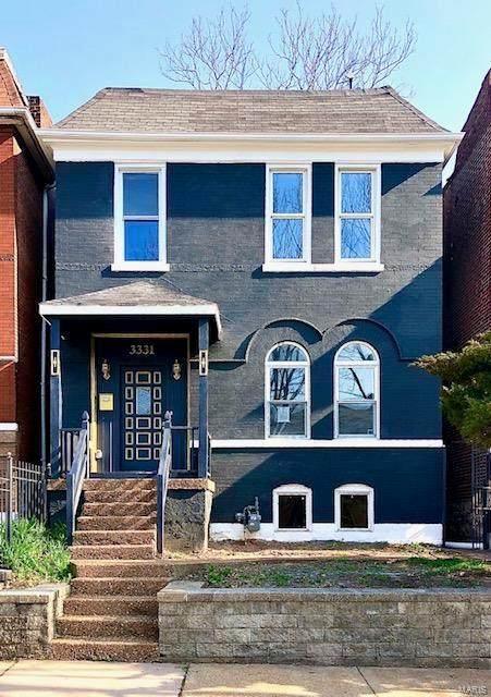 3331 Vista Avenue, St Louis, MO 63104 (#20021696) :: Matt Smith Real Estate Group