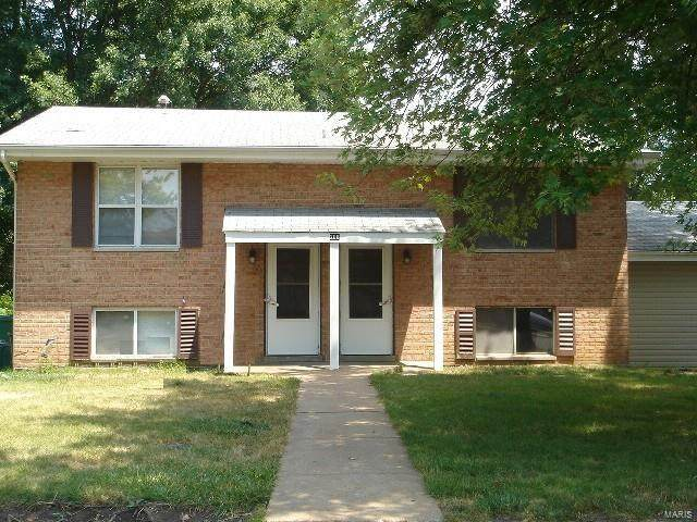 206 Howard Drive B, O'Fallon, IL 62269 (#20022305) :: Realty Executives, Fort Leonard Wood LLC