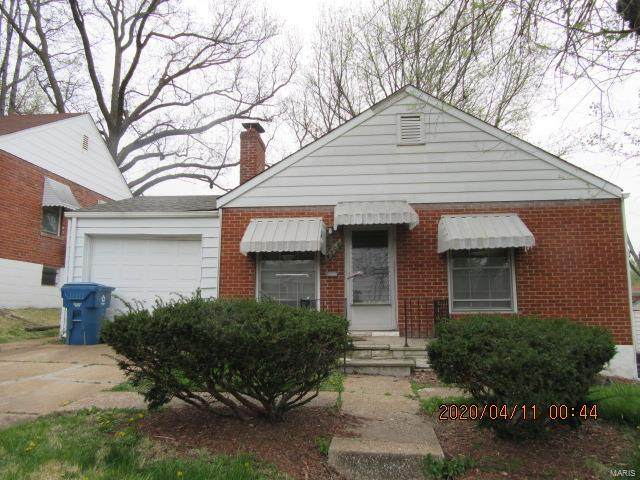4708 Fletcher, St Louis, MO 63121 (#20023944) :: St. Louis Finest Homes Realty Group