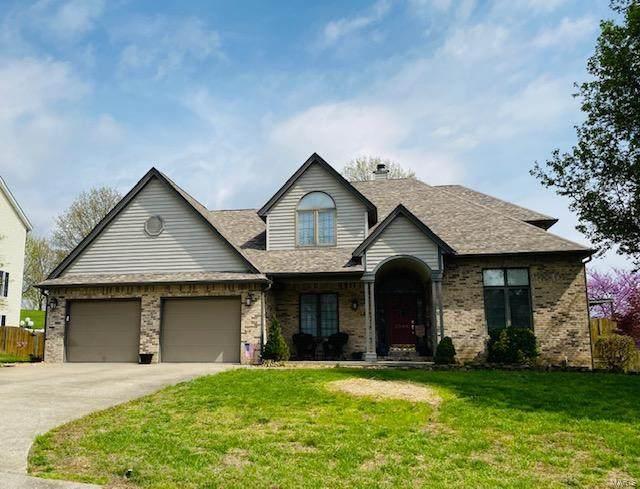 2509 Horseshoe Ridge, Cape Girardeau, MO 63701 (#20024236) :: Clarity Street Realty