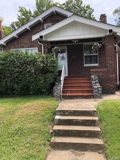 5420 Claxton Avenue, St Louis, MO 63120 (#20027316) :: St. Louis Finest Homes Realty Group