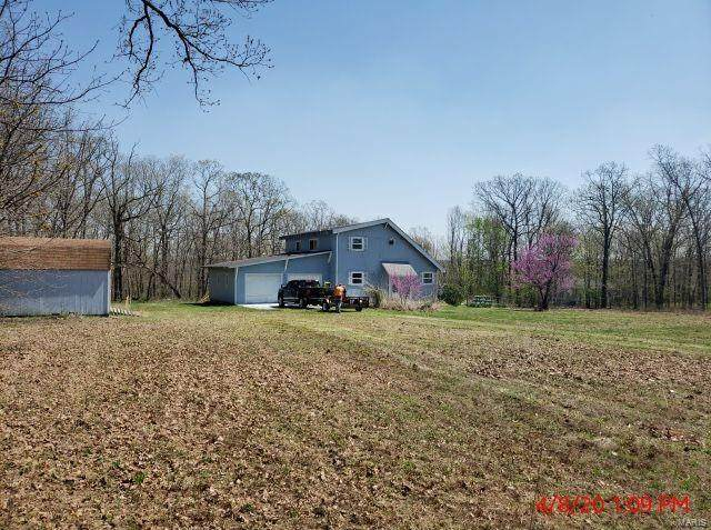 11821 Highway Pp, Dixon, MO 65459 (#20028855) :: Realty Executives, Fort Leonard Wood LLC