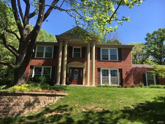 13523 Featherstone Drive, Town and Country, MO 63131 (#20030249) :: RE/MAX Vision