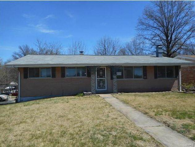 4638 Hern Drive, St Louis, MO 63134 (#20030894) :: RE/MAX Professional Realty