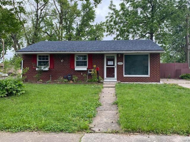 2448 Kilarney Drive, Granite City, IL 62040 (#20031298) :: Matt Smith Real Estate Group