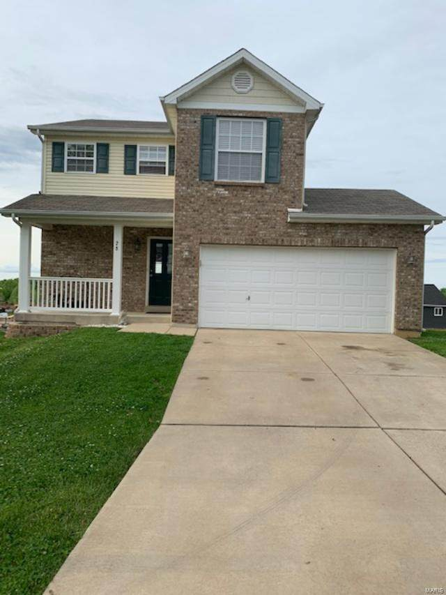 25 River Rock, Moscow Mills, MO 63362 (#20032396) :: St. Louis Finest Homes Realty Group