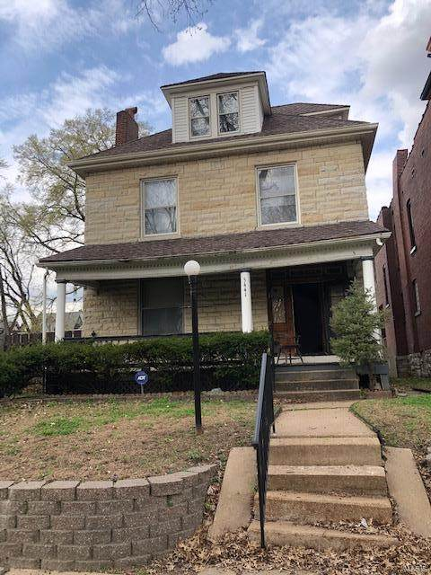 5441 Enright Avenue, St Louis, MO 63112 (#20034294) :: Hartmann Realtors Inc.