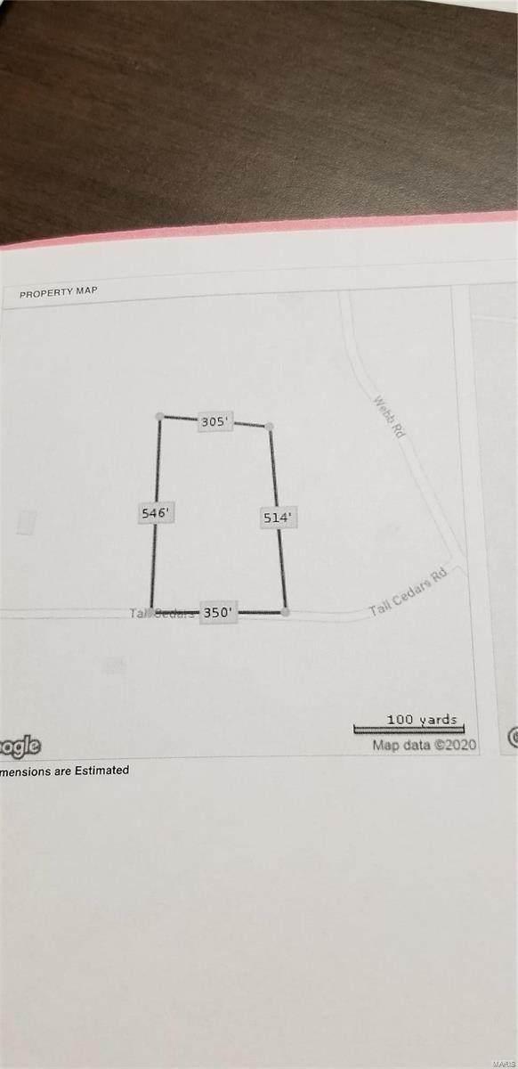 6111 Tall Cedar Rd, Hillsboro, MO 63050 (#20034482) :: Parson Realty Group