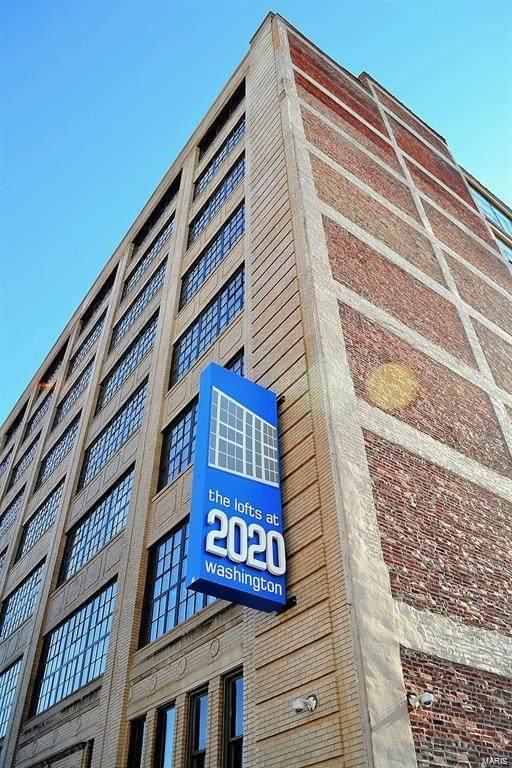 2020 Washington Avenue #506, St Louis, MO 63103 (#20034526) :: Clarity Street Realty