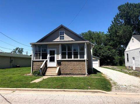 2805 E 25th, Granite City, IL 62040 (#20035056) :: Realty Executives, Fort Leonard Wood LLC