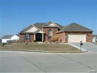 1061 Flora Lake Court, Shiloh, IL 62221 (#20035450) :: Sue Martin Team