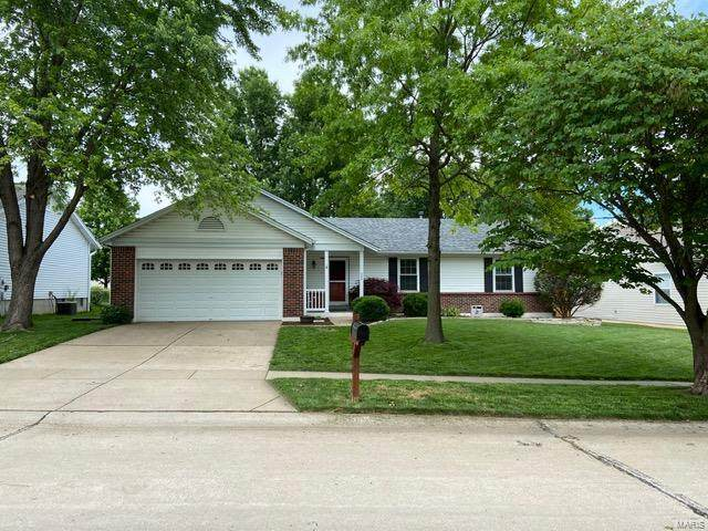 6359 Long Timber Drive, O'Fallon, MO 63368 (#20035593) :: Clarity Street Realty