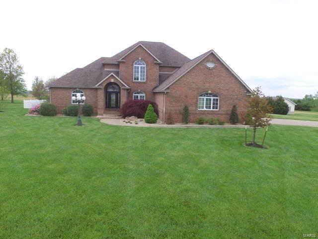 1703 Melmar Drive, MARION, IL 62959 (#20036040) :: Parson Realty Group