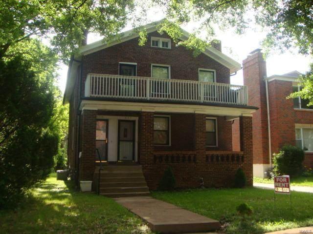 854 Pennsylvania, University City, MO 63130 (#20036710) :: Sue Martin Team