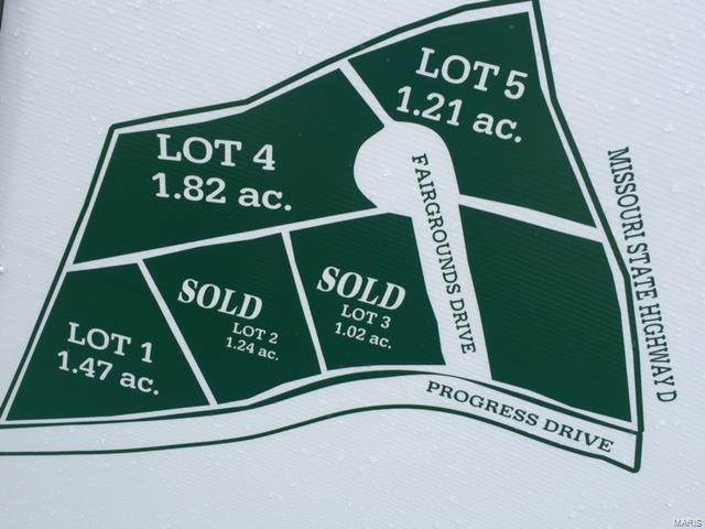 0 Progress Drive Lot 4, Sullivan, MO 63080 (#20038653) :: Jeremy Schneider Real Estate