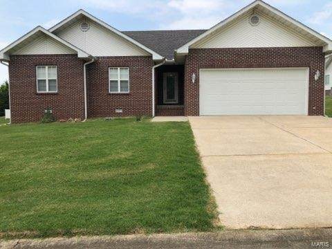 2517 Brownwood Court, Poplar Bluff, MO 63901 (#20041113) :: The Becky O'Neill Power Home Selling Team