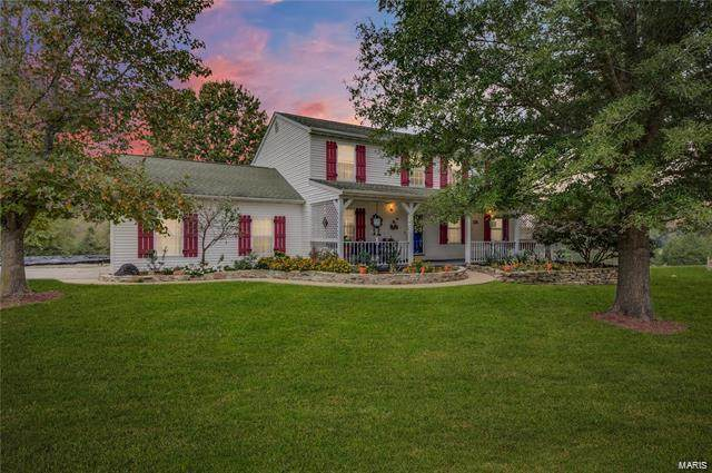 2161 Young, Pacific, MO 63069 (#20041524) :: The Becky O'Neill Power Home Selling Team