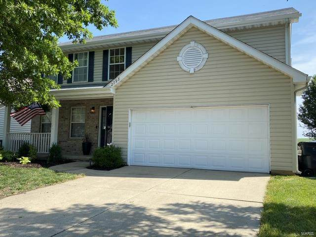 2798 Brookmeadow Drive, Belleville, IL 62221 (#20043052) :: The Becky O'Neill Power Home Selling Team