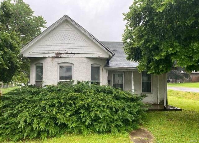 205 S 25th, Louisiana, MO 63353 (#20043288) :: Clarity Street Realty