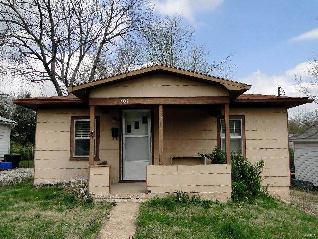 407 E 12th Street, Rolla, MO 65401 (#20043568) :: Parson Realty Group