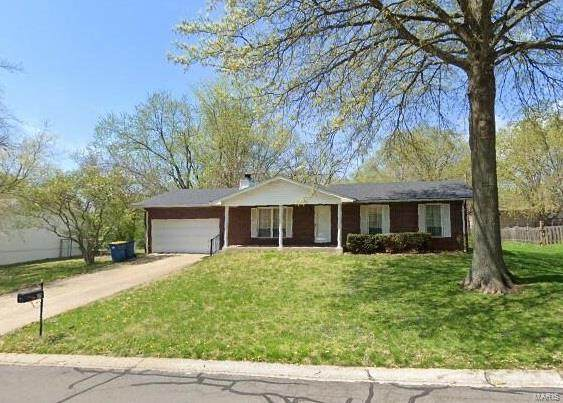 7 Wagon Wheel, Collinsville, IL 62234 (#20044107) :: Clarity Street Realty