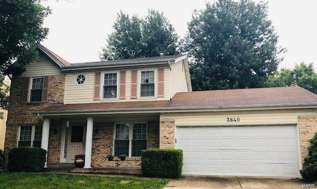 3840 Kentucky Derby, Florissant, MO 63034 (#20044235) :: Parson Realty Group