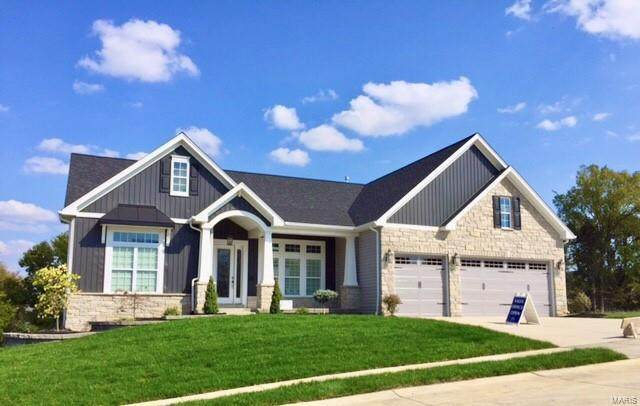 108 Eagle Estates Drive Drive, Lake St Louis, MO 63367 (#20044680) :: St. Louis Finest Homes Realty Group