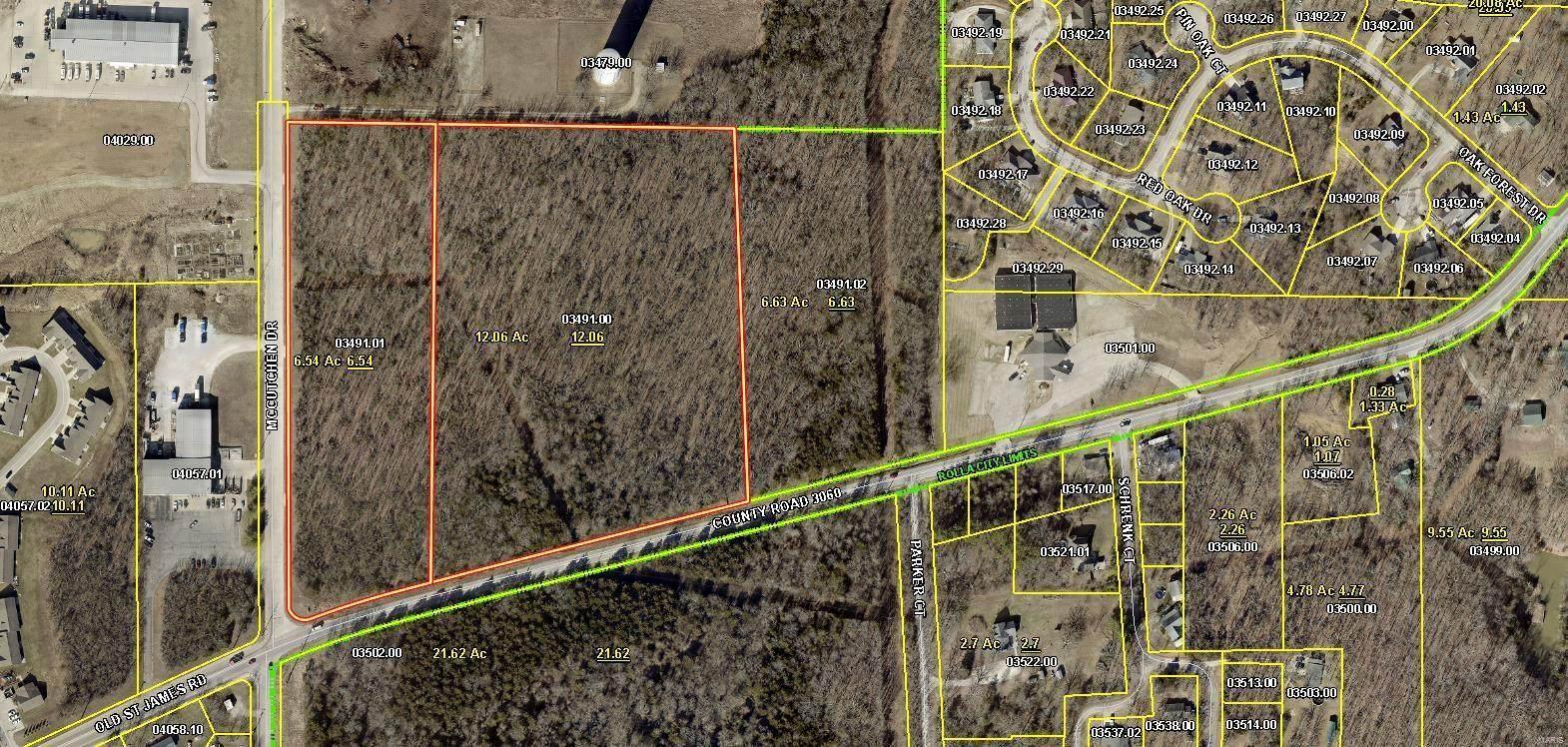 0 Old St James Road/ Cr 3060, Rolla, MO 65401 (#20044741) :: Realty Executives, Fort Leonard Wood LLC