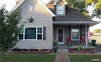 609 Kinloch Ave, Collinsville, IL 62234 (#20044974) :: Clarity Street Realty
